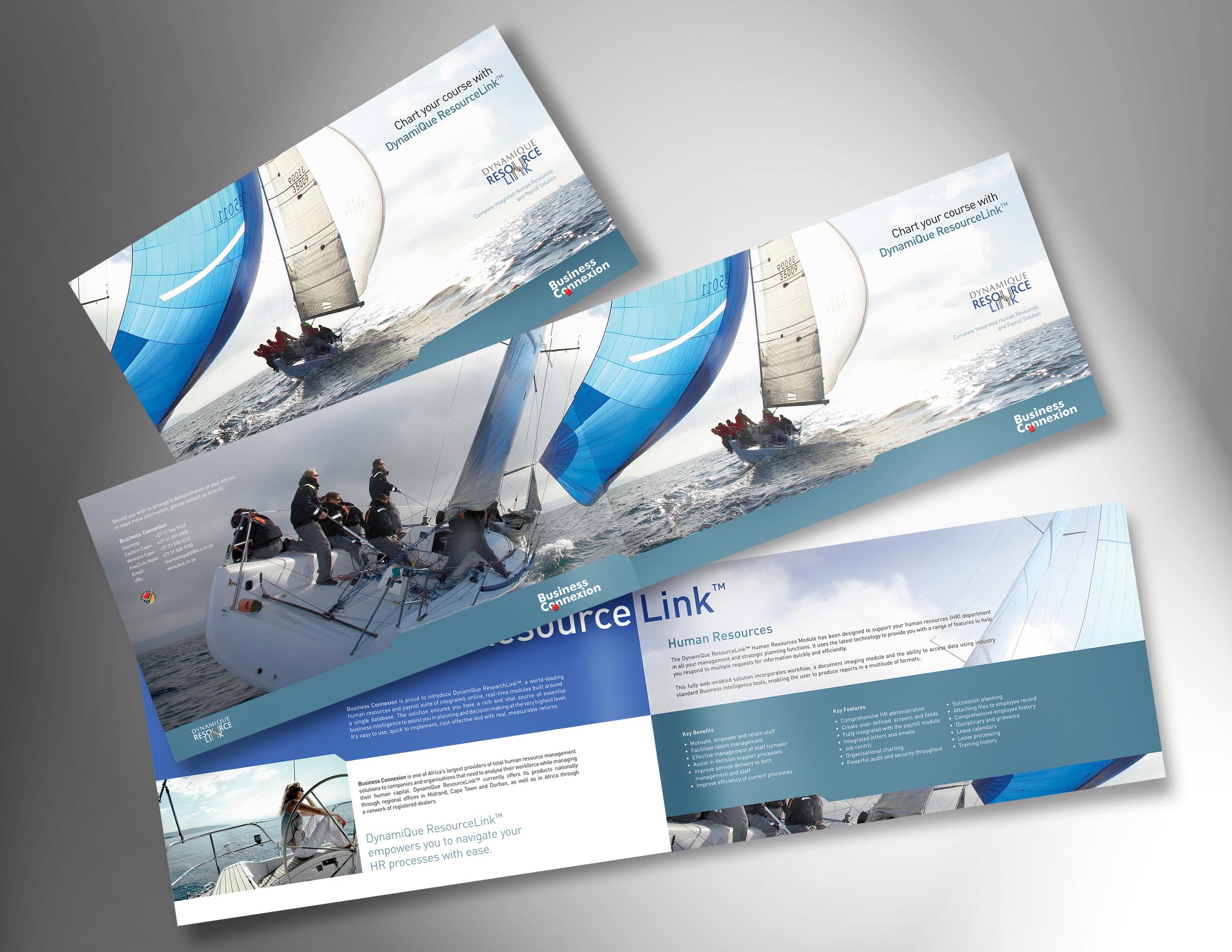 Business Connexion brochure