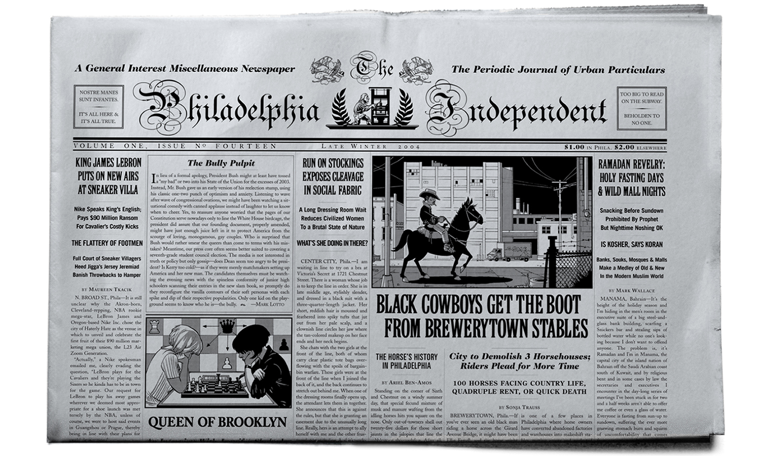 The Philadelphia Independent