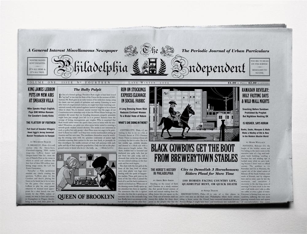 The Philadelphia Independent