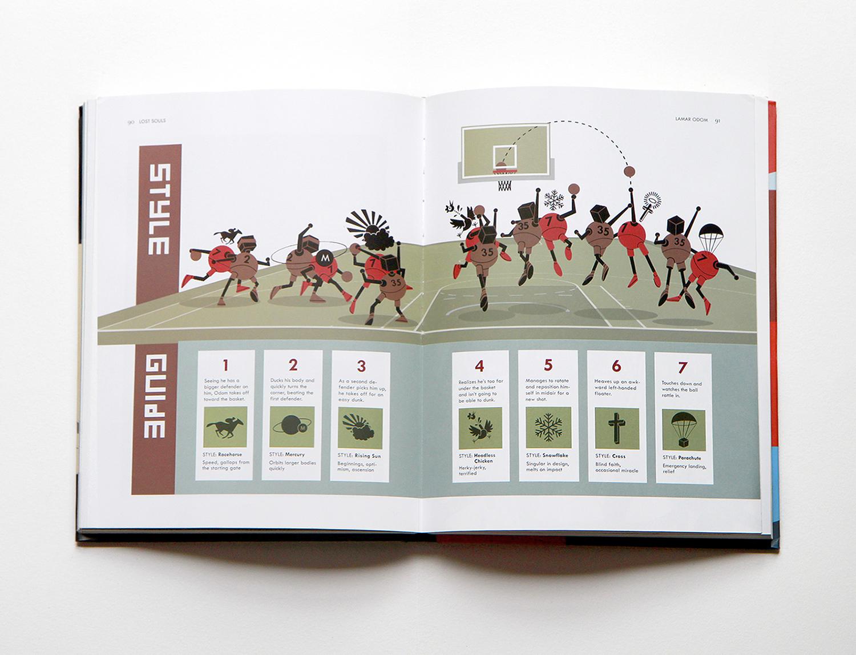 FreeDarko Presents the Macrophenomenal Basketball Almanac  Co-Writer, Designer, Illustrator