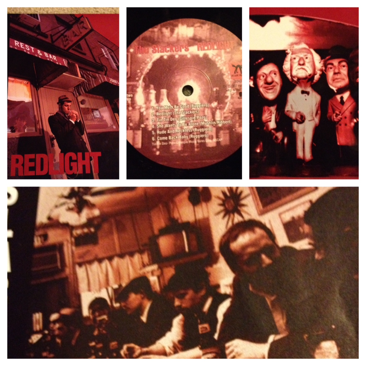 The Slackers - RedLIght