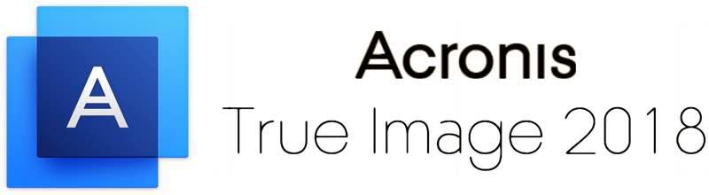 Acronis True Image 2018 Logo