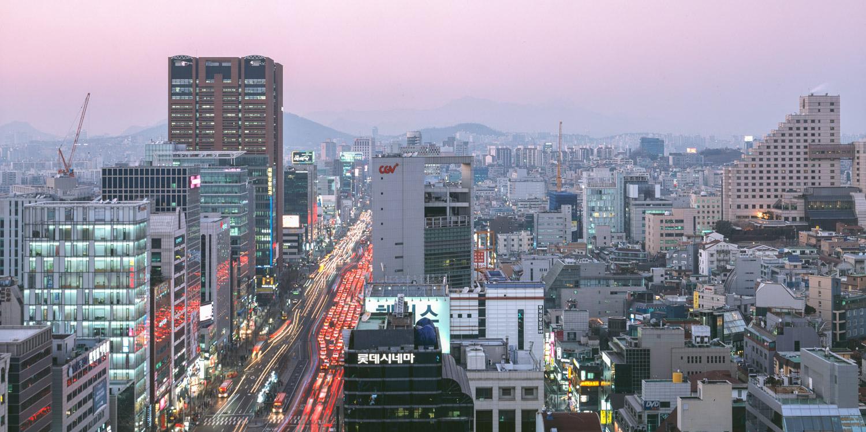 Gangnam Main Street