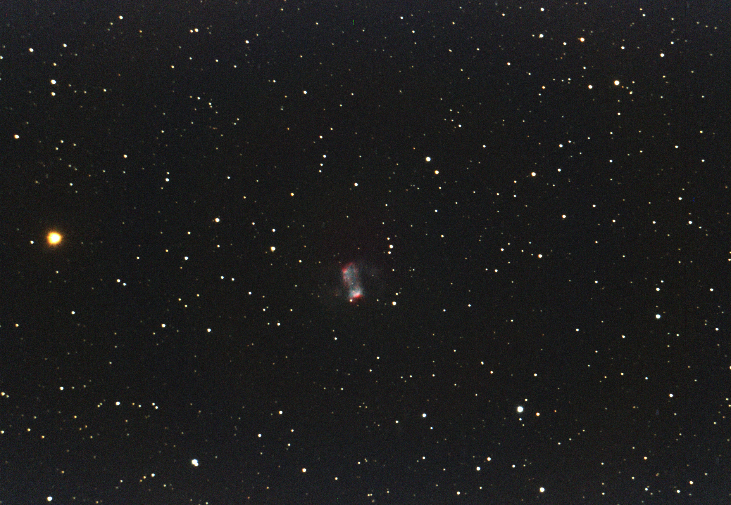 Little Dumbbell Nebula (M76)