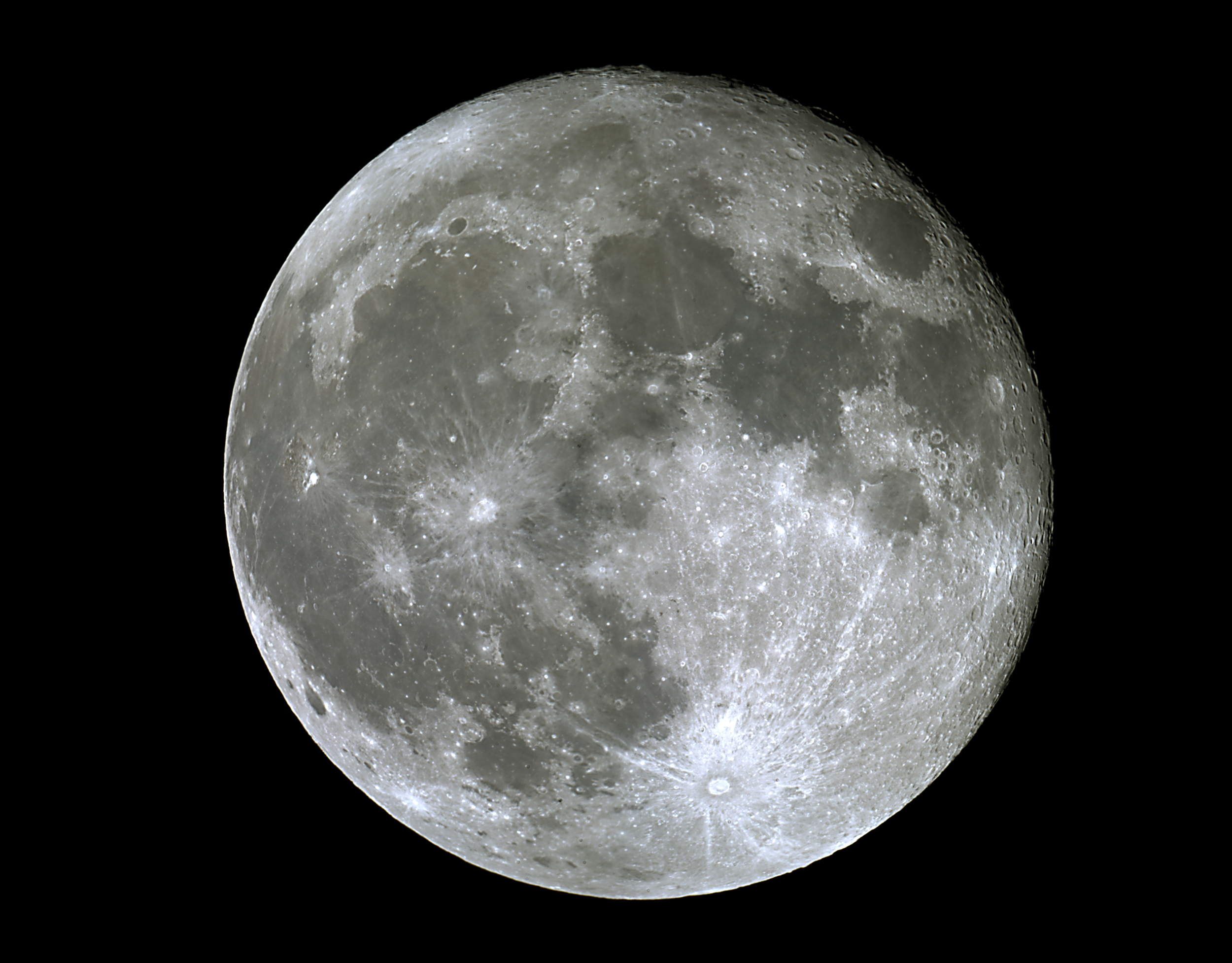 Moon (1 day past full)