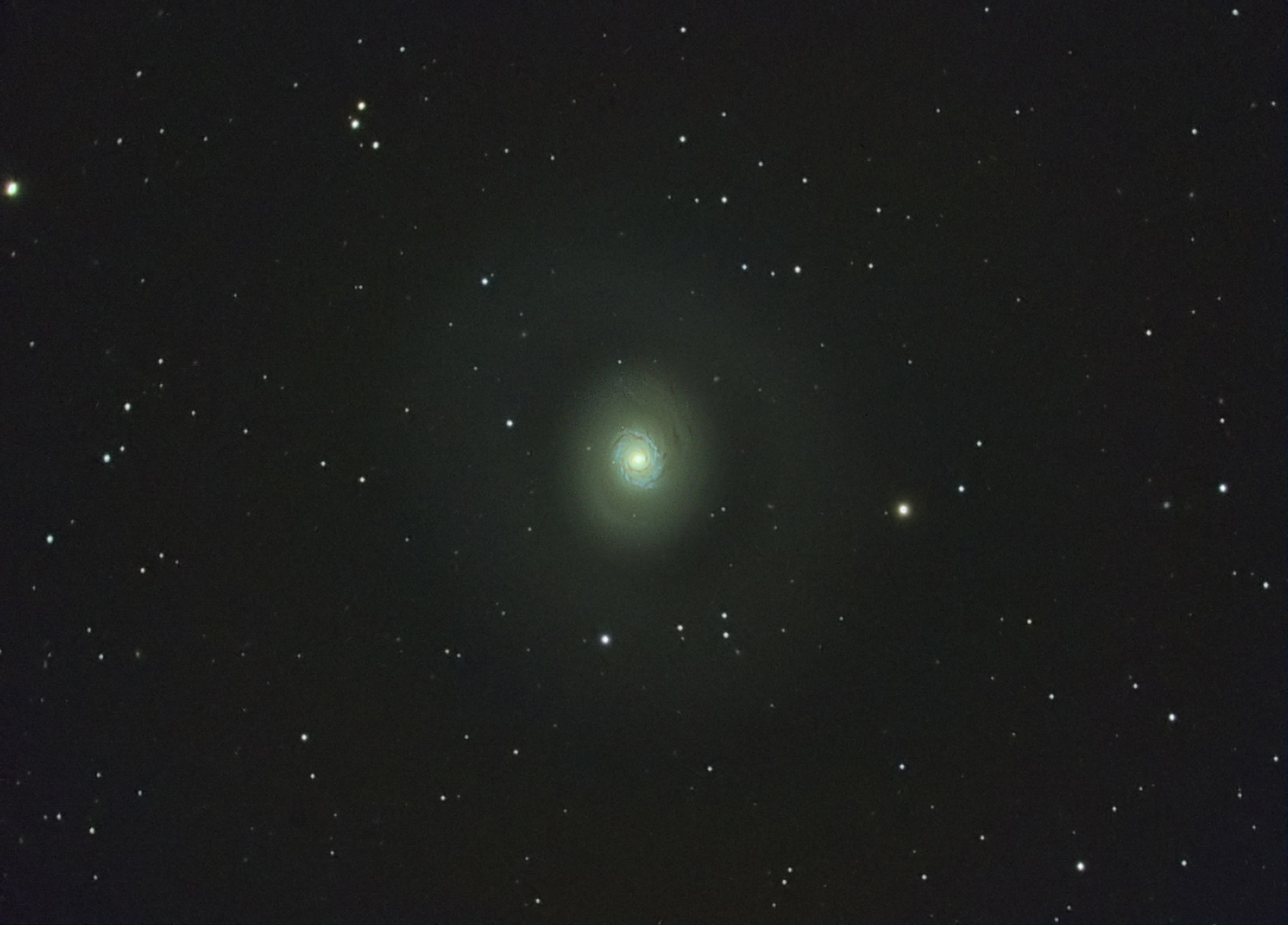 Cat's Eye Galaxy (M94)