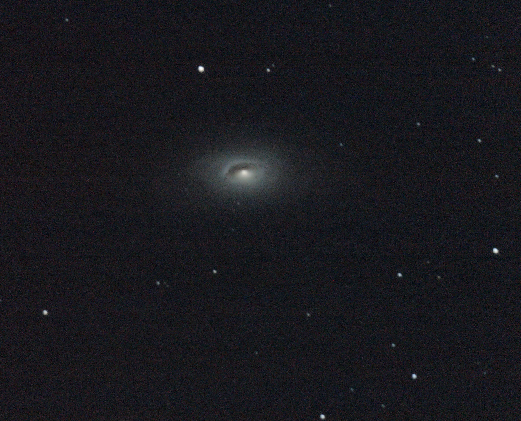 Black Eye Galaxy (M64)