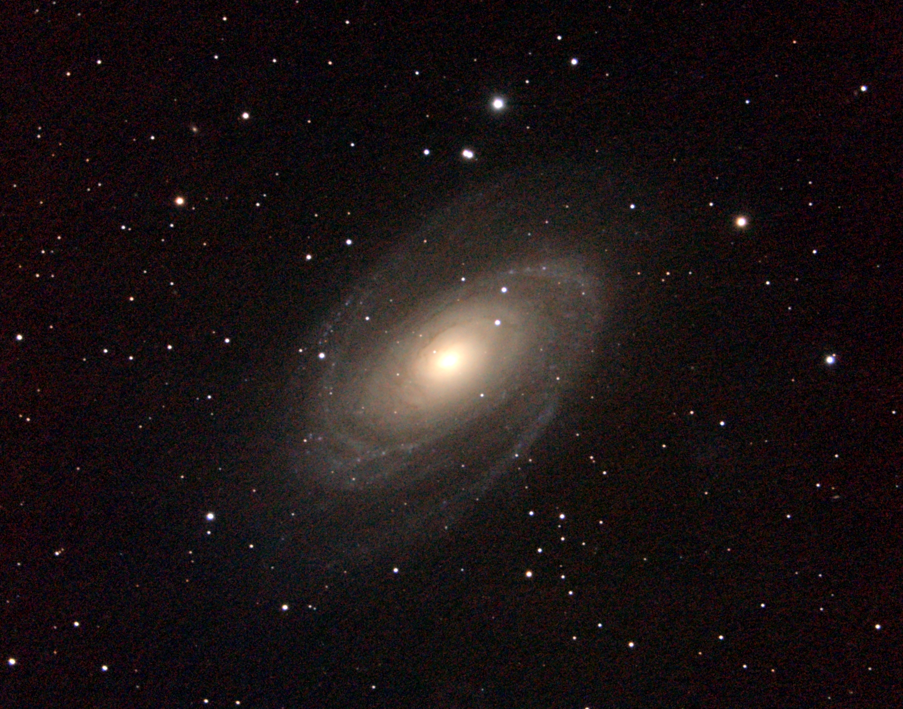 Bodes Galaxy (M81, NGC 3031)