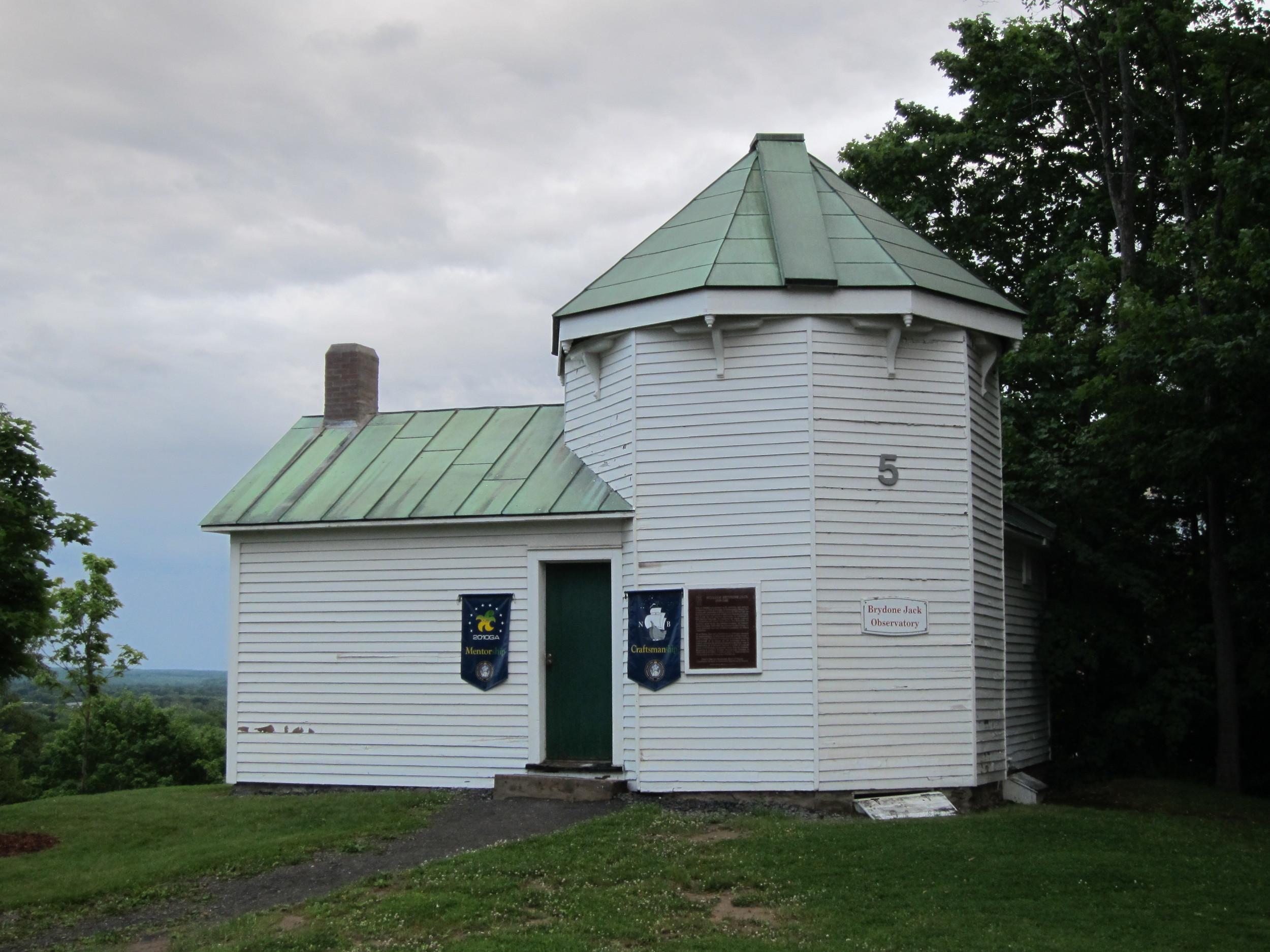 William Brydon Jack Observatory