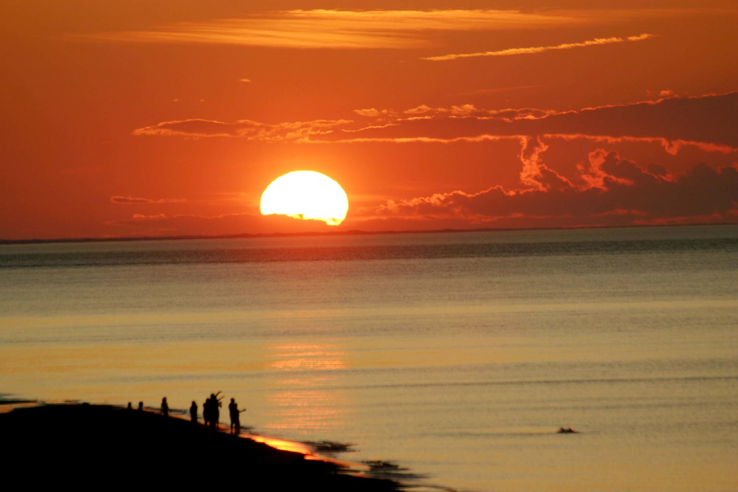 Sunset at Thunder Cove