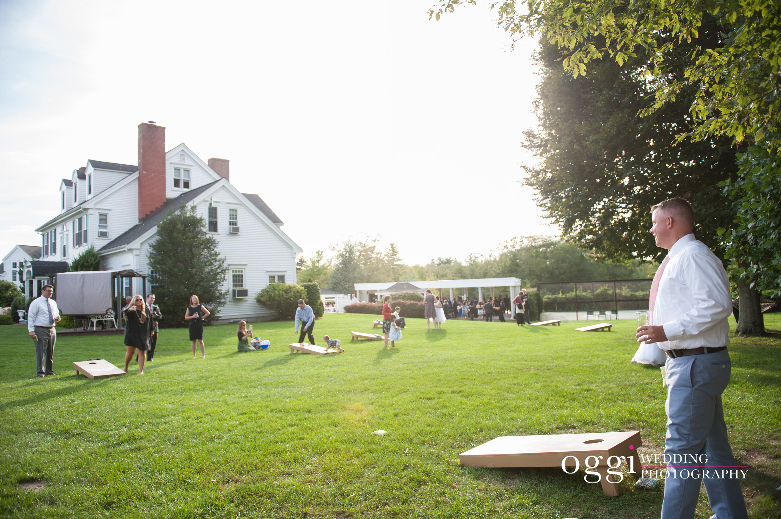 Expansive Lawn and Grounds