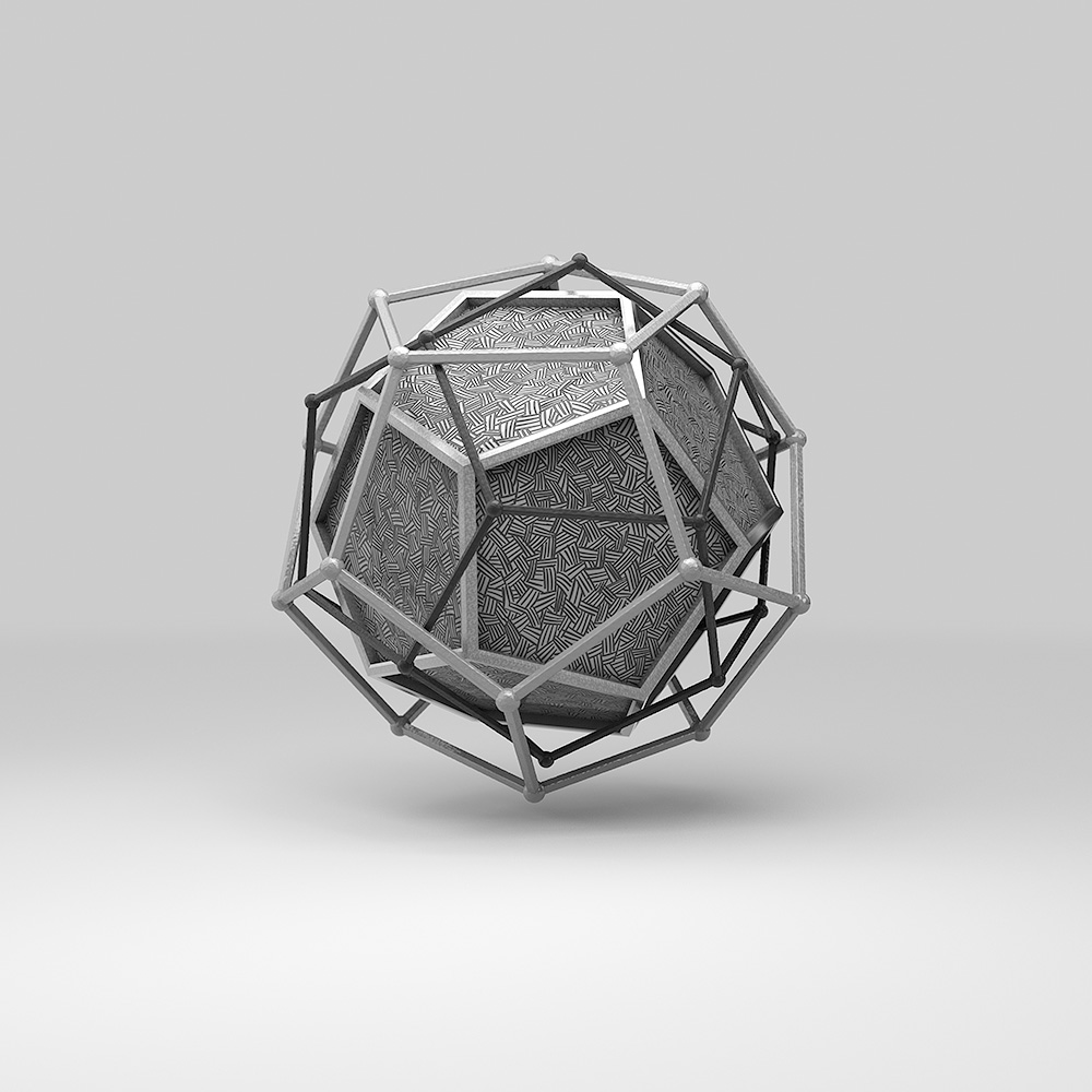 Dodecahedron Trine