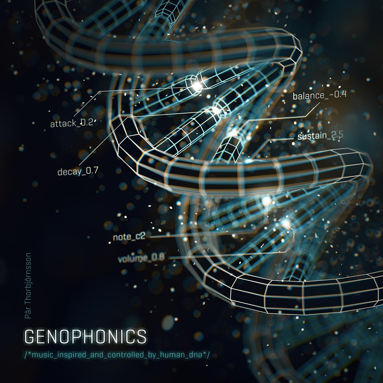 Genophonics  cover art.