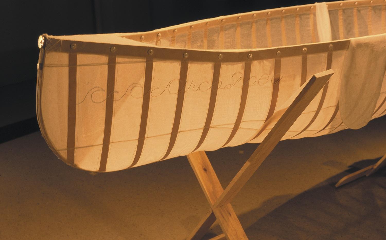 Learning Canoe , 1998 [detail]