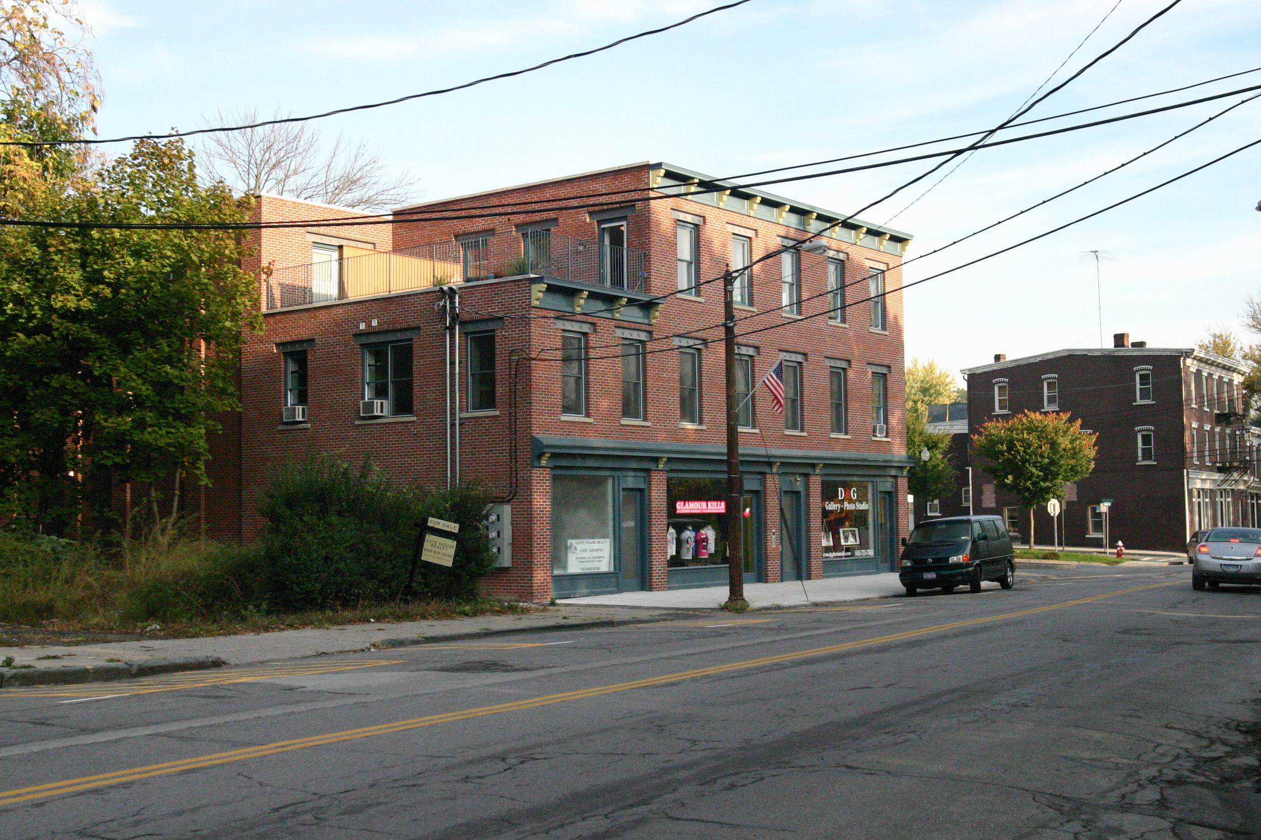 544 Main Street Apartment Building    Beacon, NY