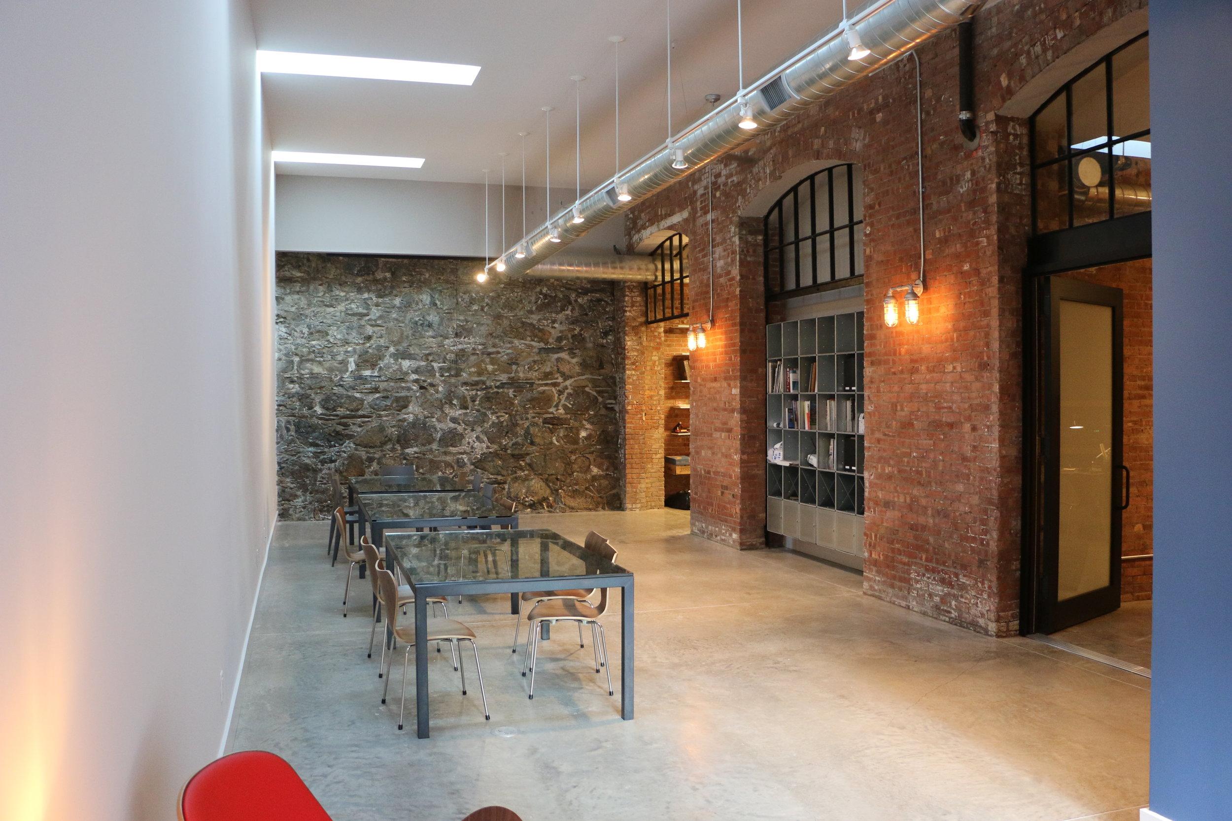Aryeh Siegel Architect Office    Beacon, NY