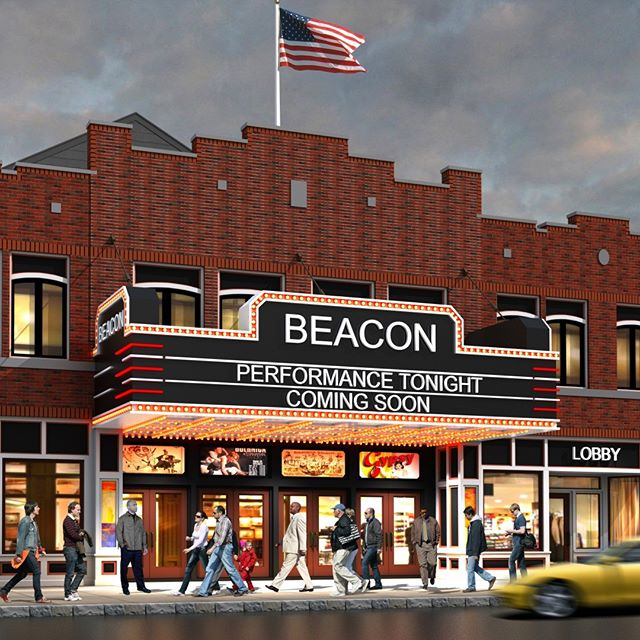 Beacon Theater Rendering