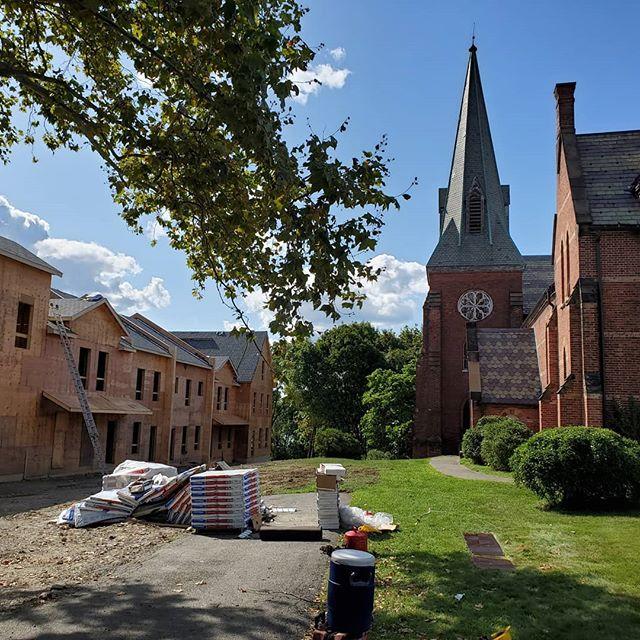 Townhouse progress