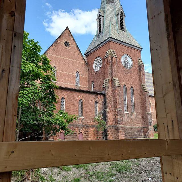 View from River Ridge windows