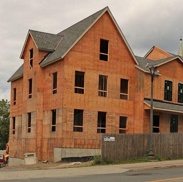River Ridge Townhouse progress