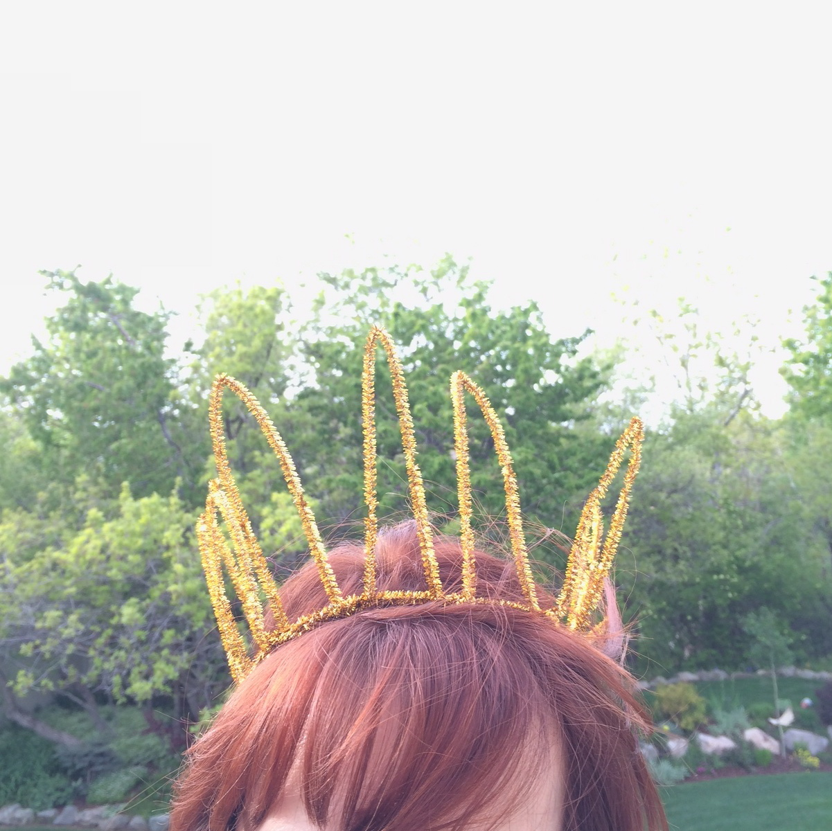 Mother's Day crown