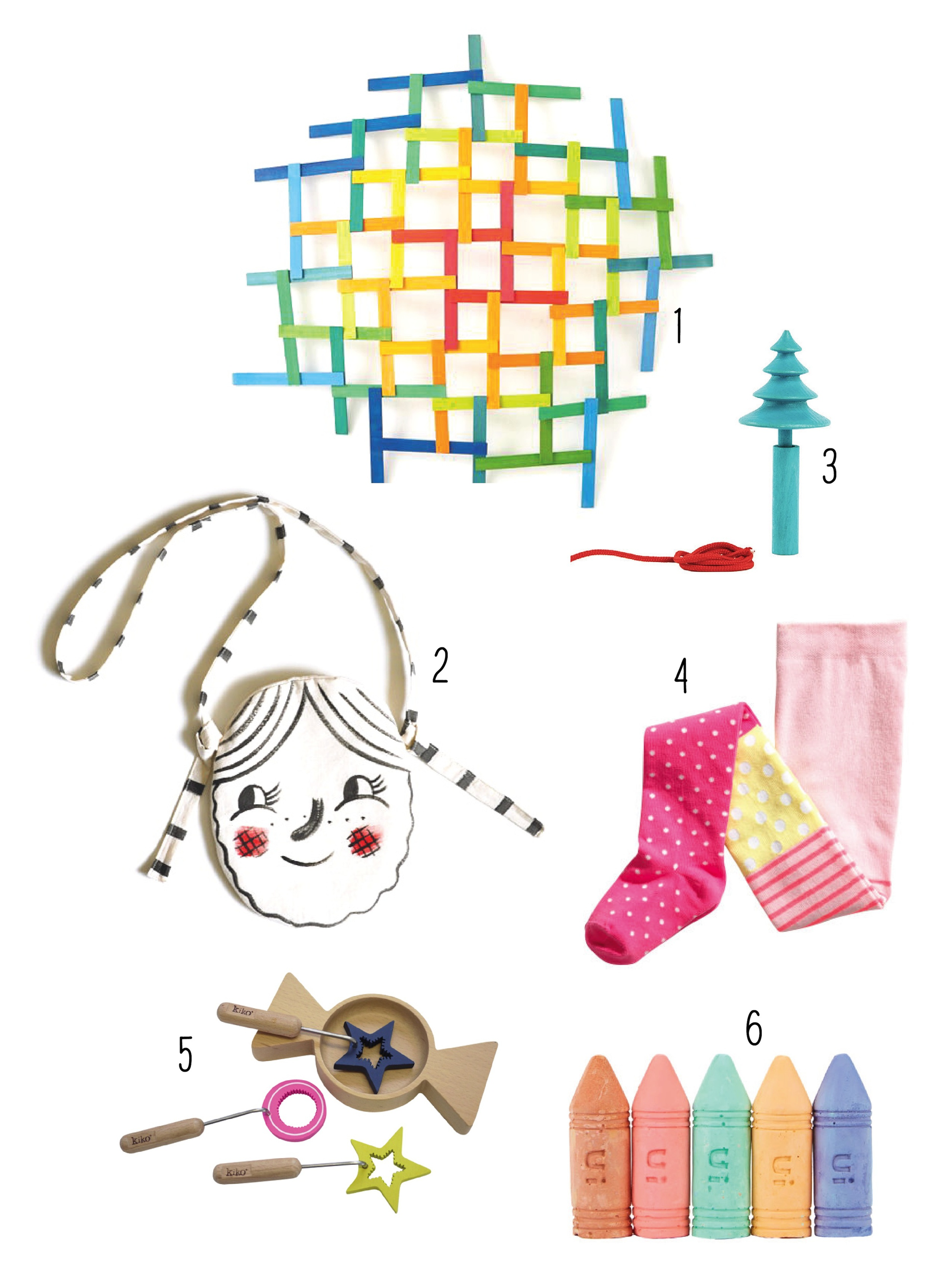 Stocking stuffer ideas for girls!   And We Play