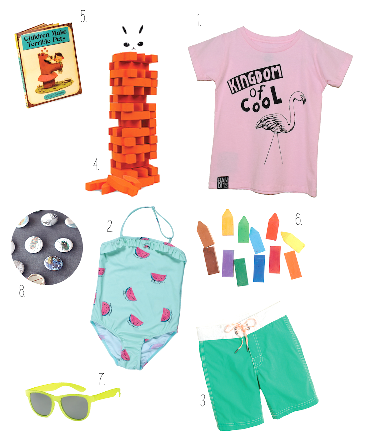 Easter basket fillers for kids | And We Play