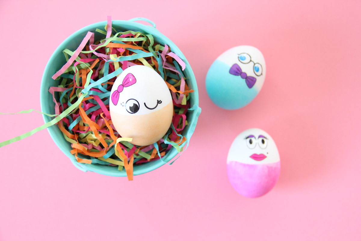 Easy egg people | And We Play