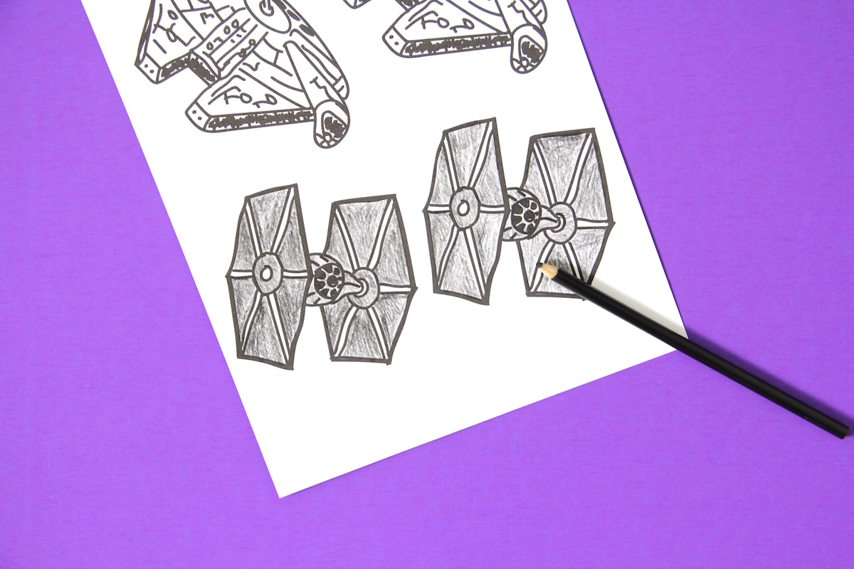 Printable Star Wars party bags | And We Play
