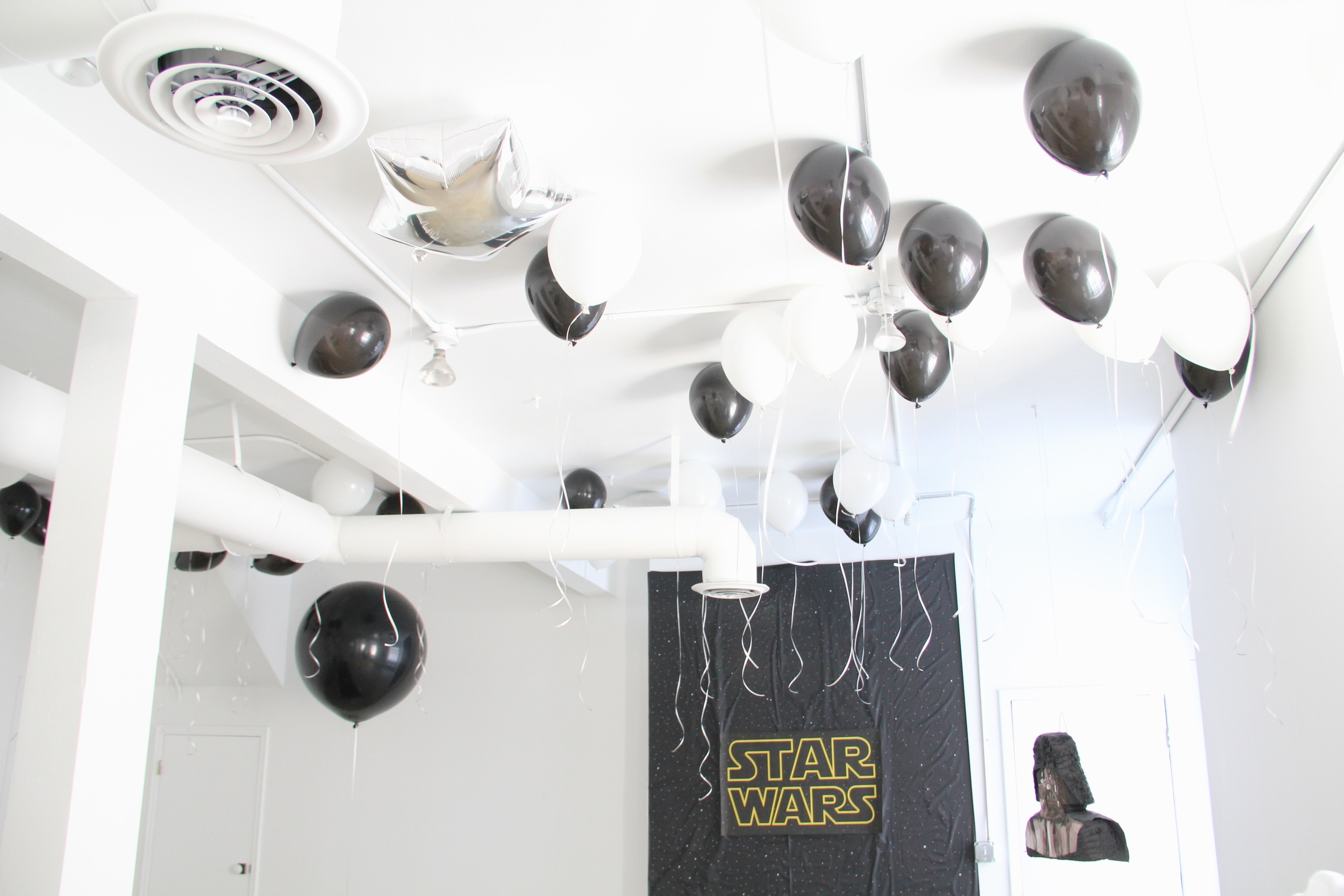 Easy and fun Star Wars birthday party for kids! | And We Play