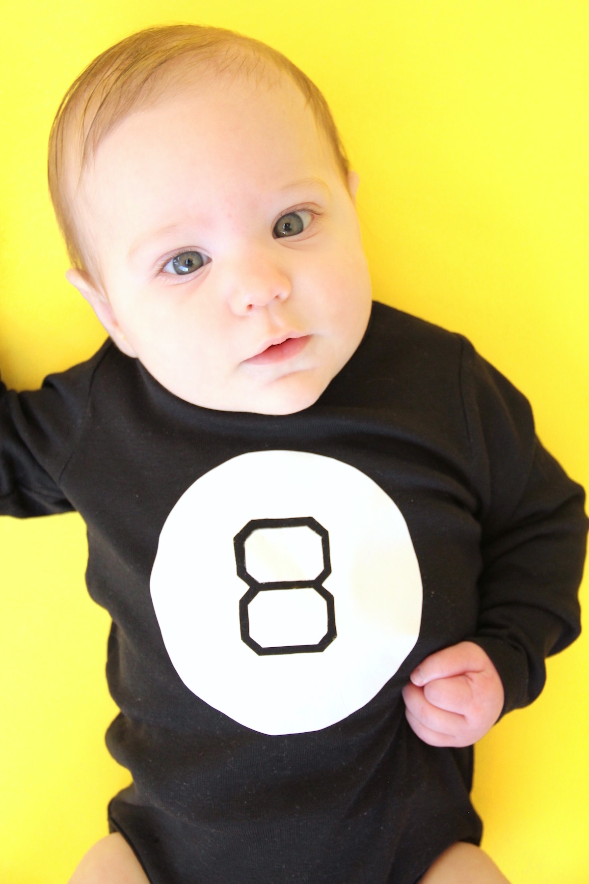 Magic 8 ball costume DIY | And We Play