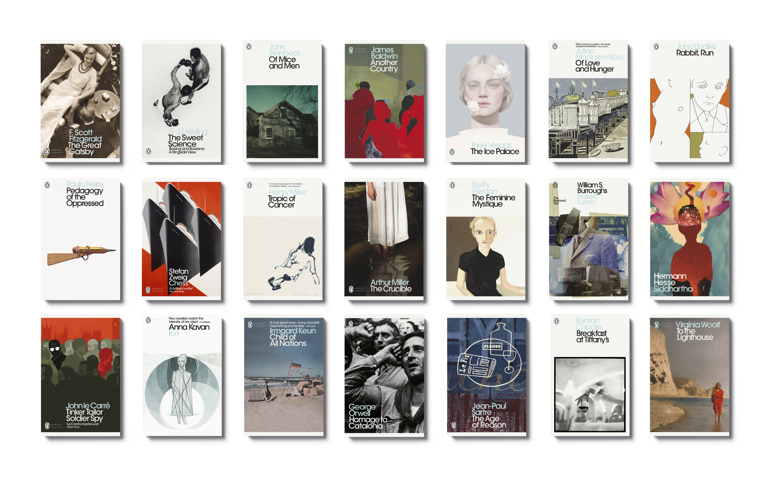 Penguin Modern Classics - Art Direction and Design: Jim Stoddart Picture Research: Samantha Johnson Isabelle De Cat Fran Roper Artworking: Arran Elvidge