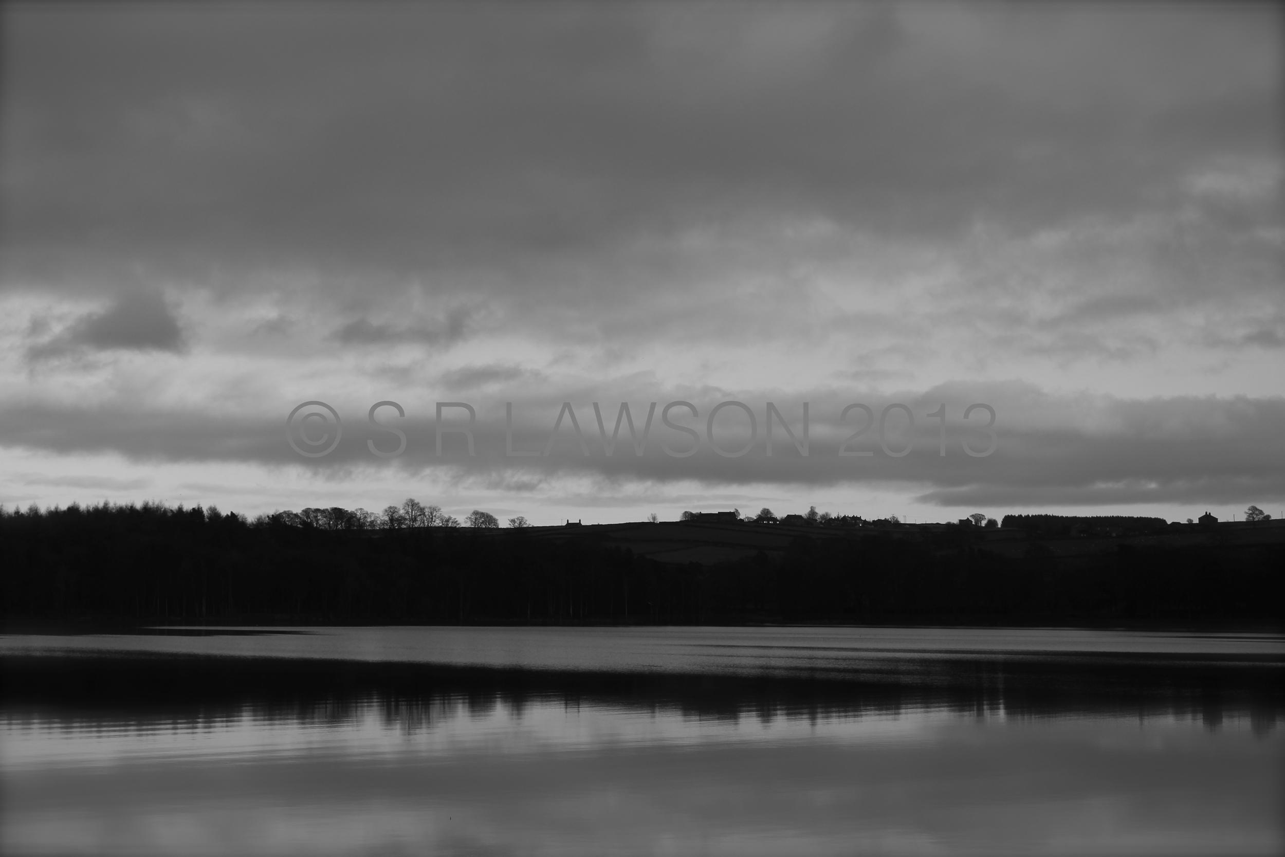 Across the Reservoir