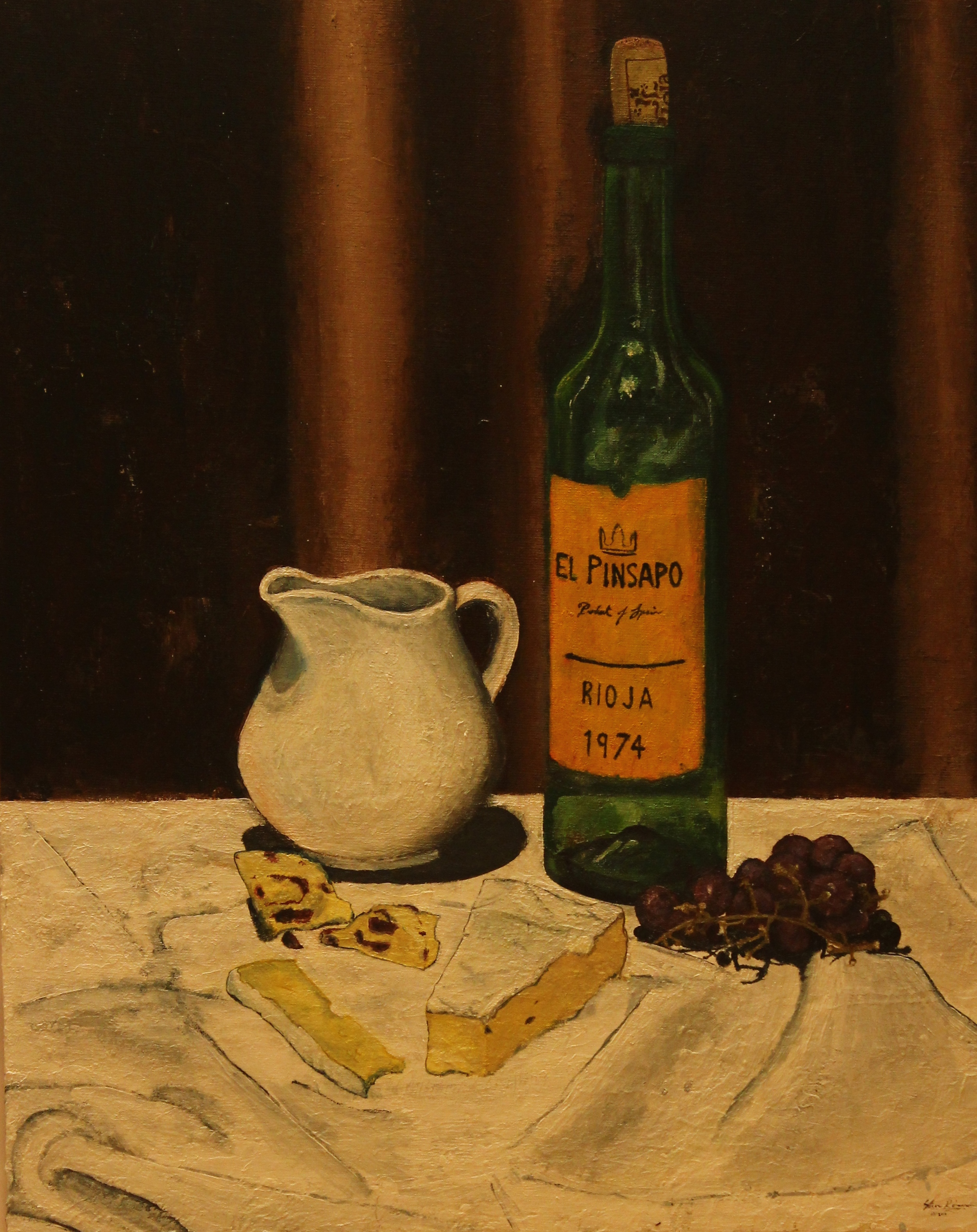 Study for a Still Life