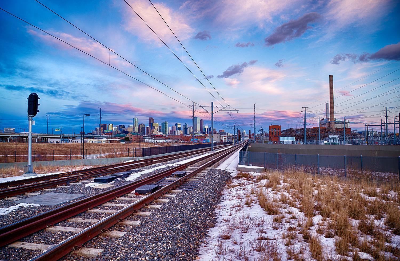 """""""Denver Sunset"""""""