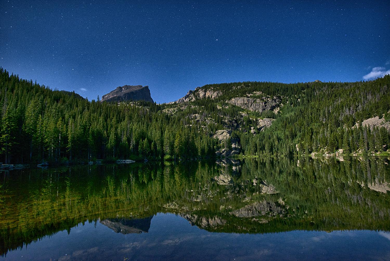 """""""Midnight at Bear Lake"""""""