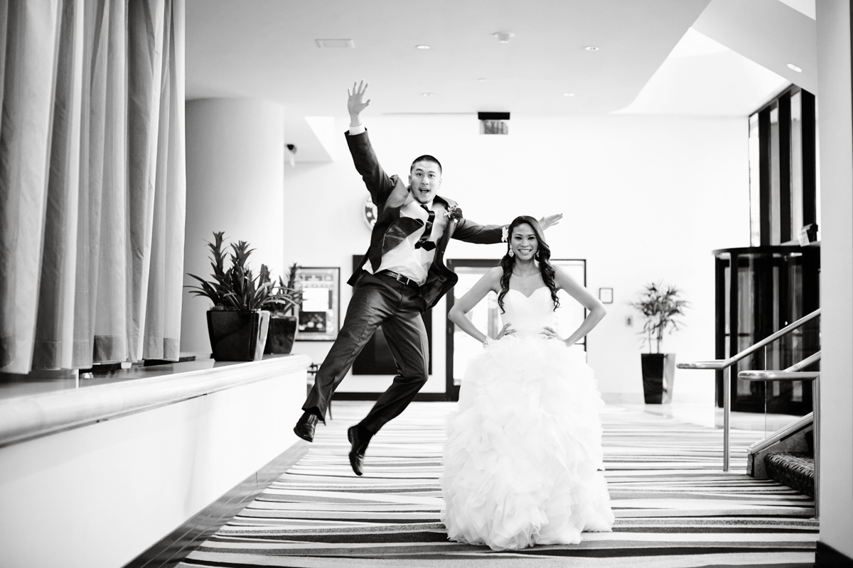 Andrea & Ron's Wedding