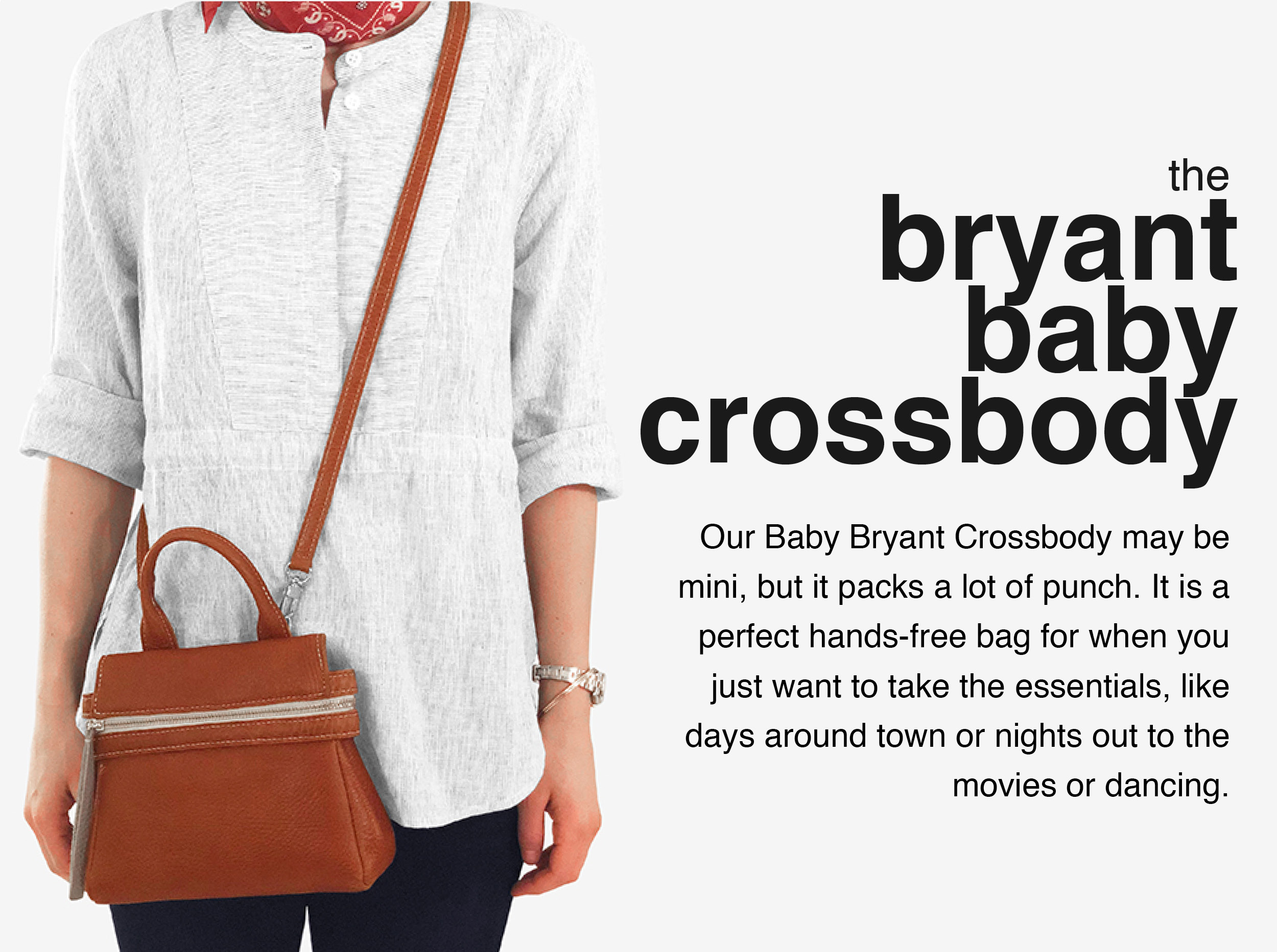Maria-Castelli-Signature-Collection-Bryant-Baby Crossbody