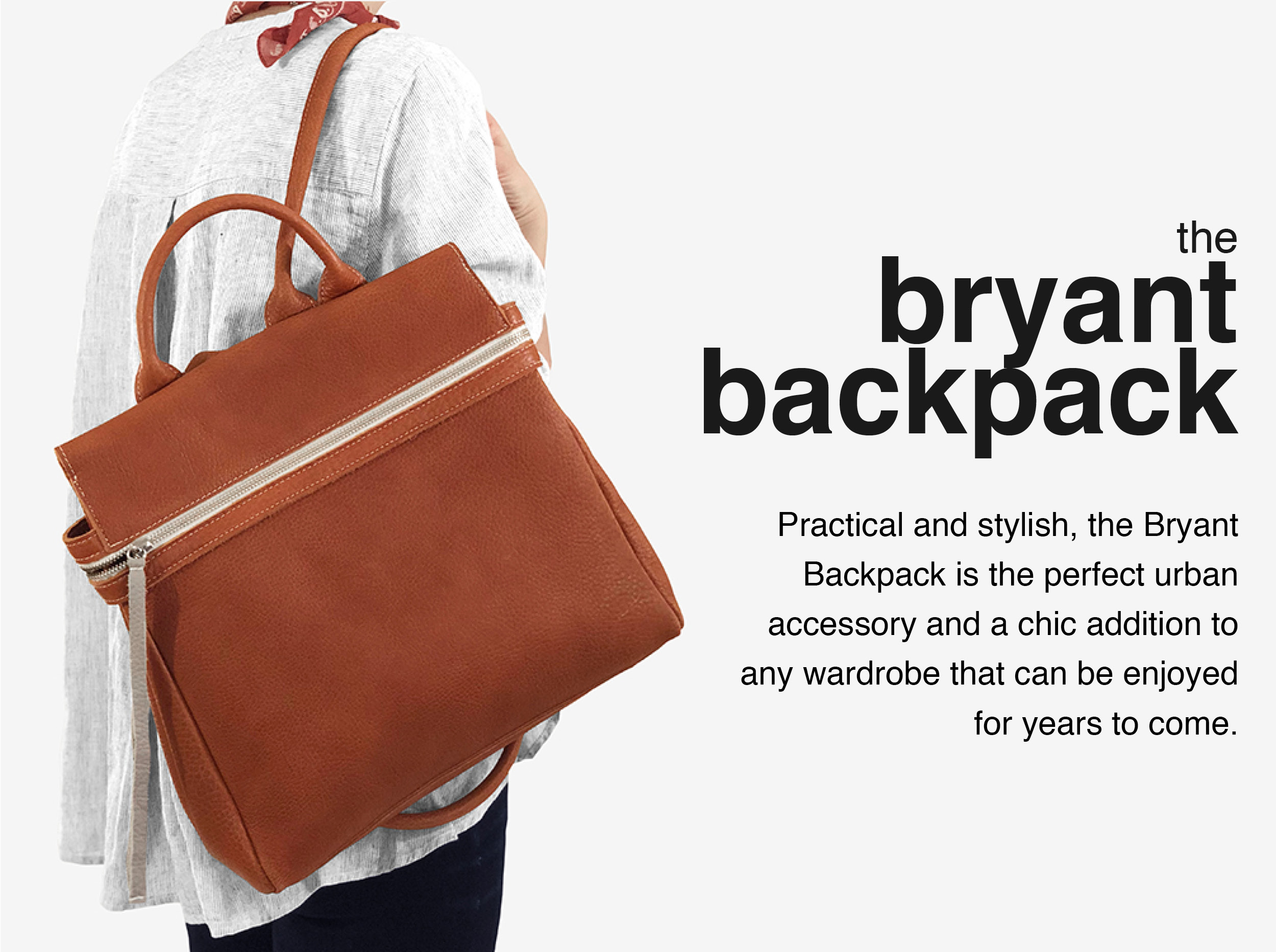 Maria-Castelli-Signature-Collection-Bryant-Backpack
