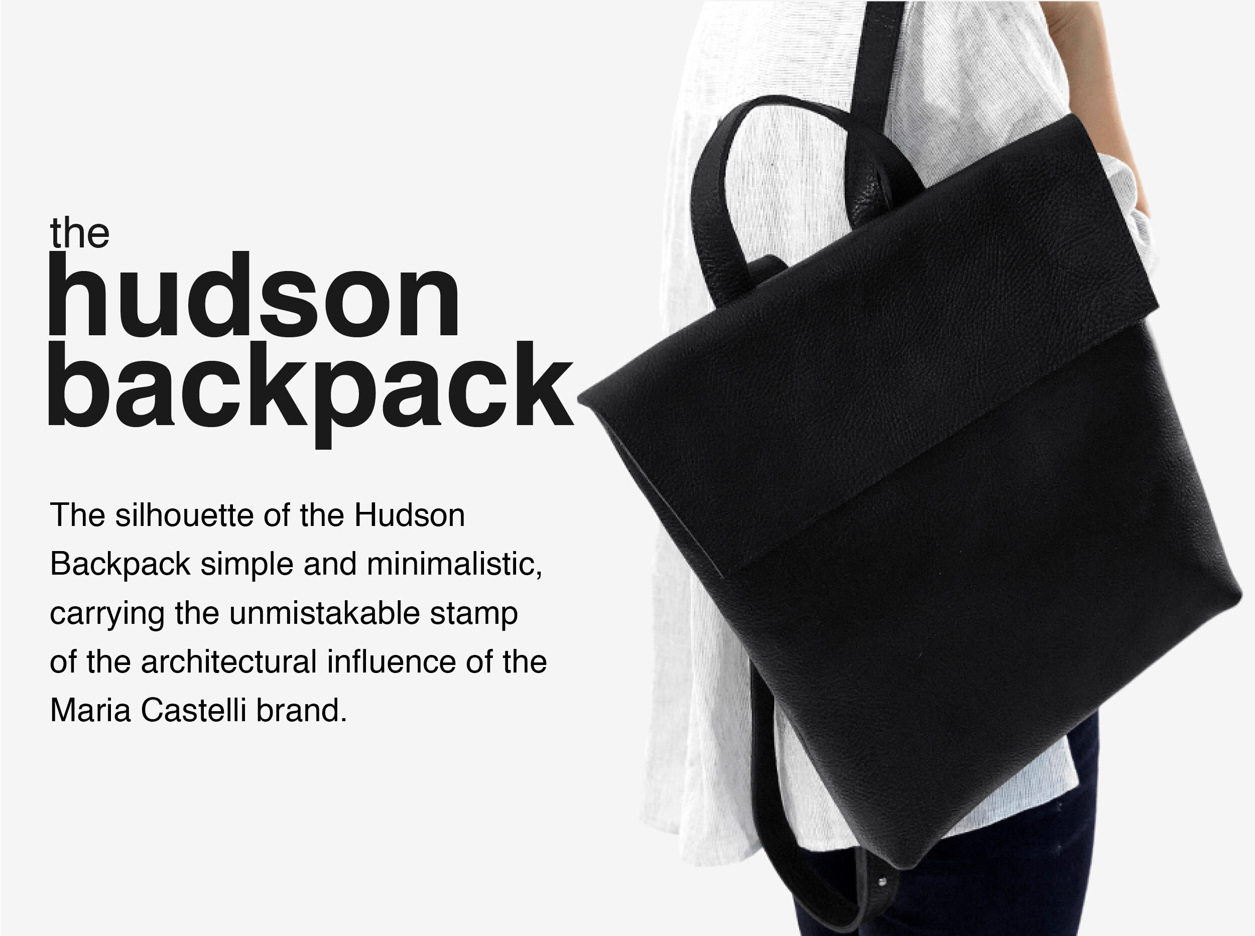 Maria-Castelli-Signature-Collection-Hudson-Backpack