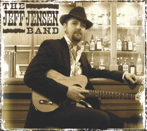 """Jeff Jensen Band - """"Self-Titled"""" (2007"""