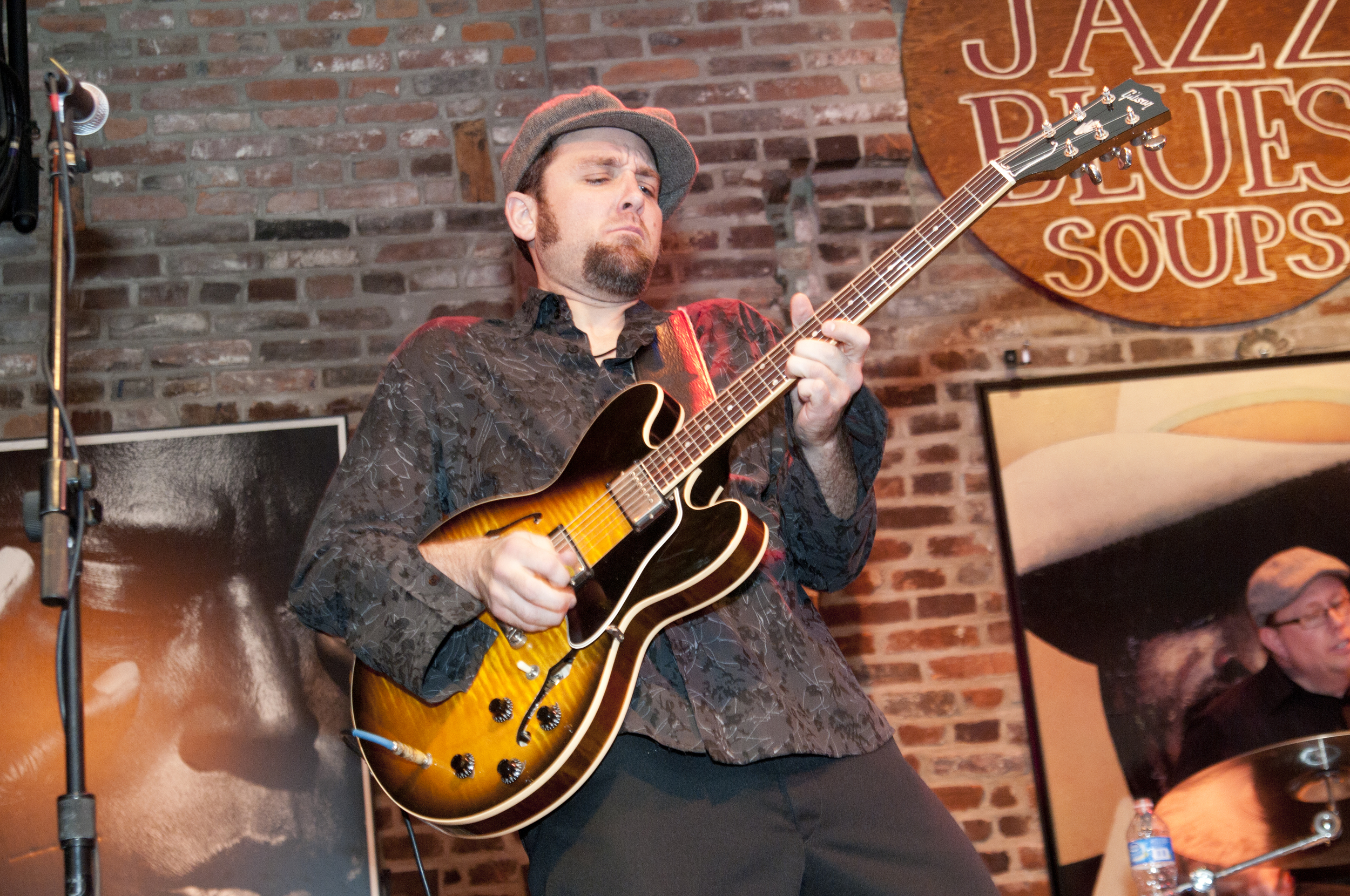 Jeff Jensen at BB's Jazz Blues and Soups