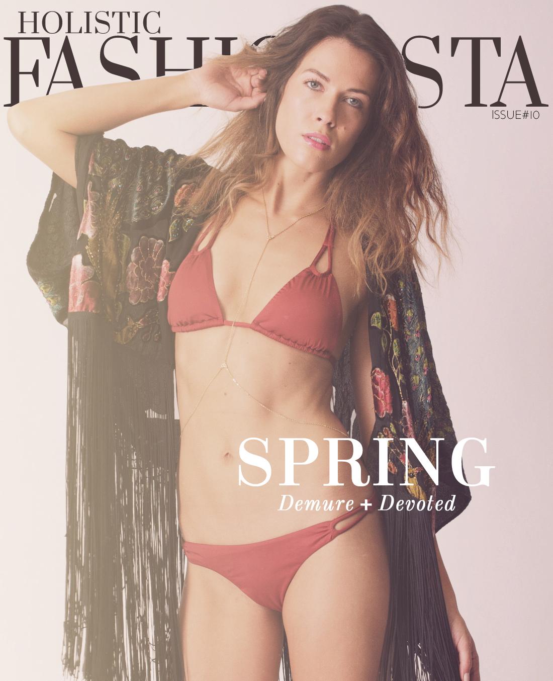Holistic Fashionista Magazine Issue#10
