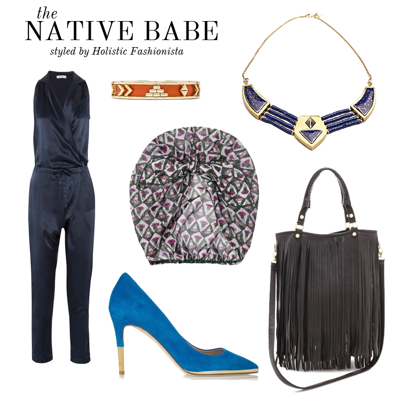 Native Look for Day or Evening