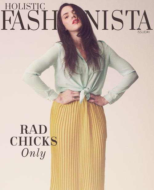 Holistic Fashionista Magazine Issue #11