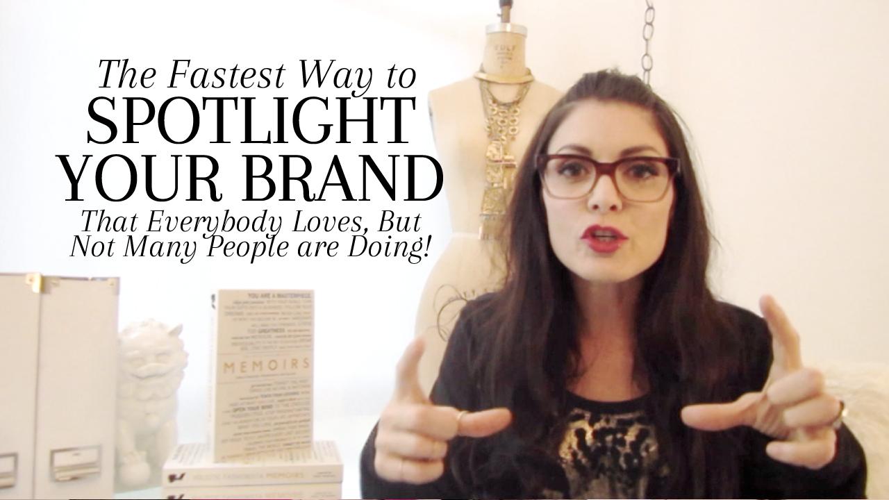 spotlight-your-brand