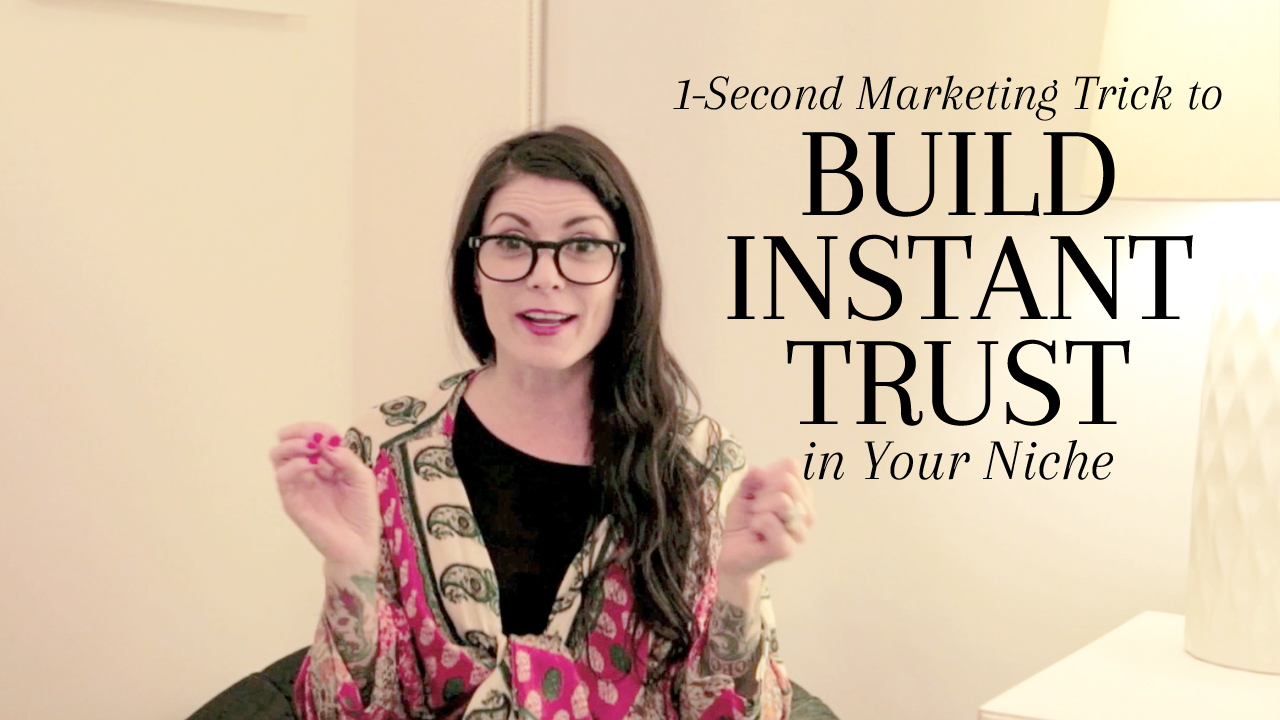 build-instant-trust-in-your-niche