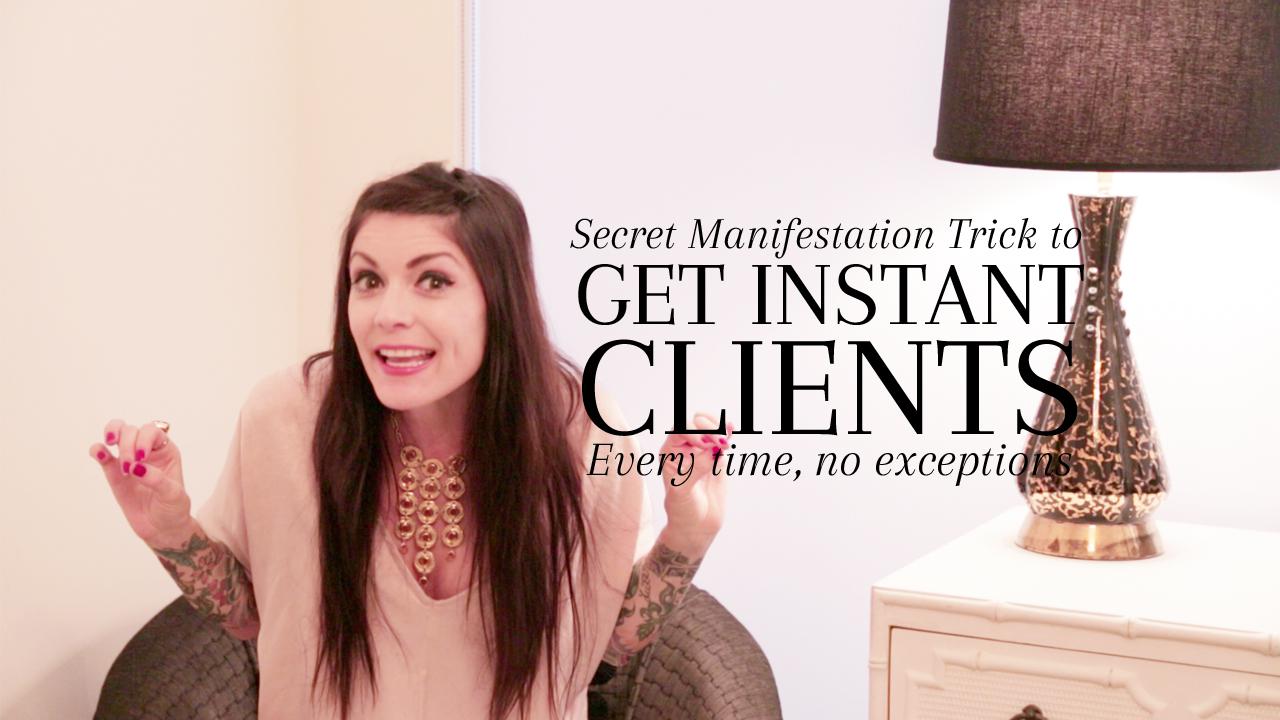 manifest-instant-clients