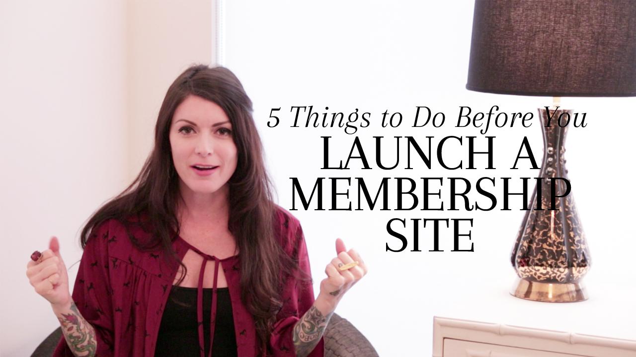 launch-a-membership-site