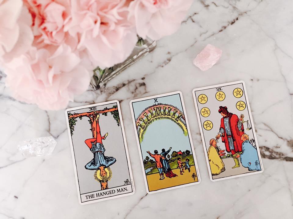 February 2017 Tarot Card Reading